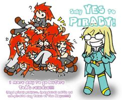 ToA - Say YES to PIRACY by PicMurasaki