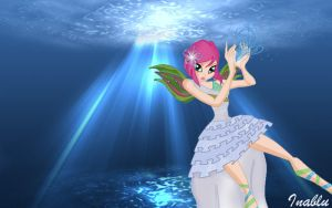 Tecna Harmonix by 99winxbloom
