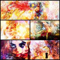 My photomanipulations collage by Mishelangello
