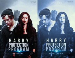 harry protection program by  frostyran-x by meroro2