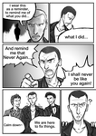 If 9th Doctor were in the 50th anniversary P5 by GaryLight