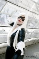 Black Cat Marvel by BellaHime