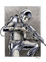 GI Joe Laser Trooper Flash by DanielGovar