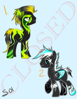 Mlp Fim Adoptables: AUCTION! CLOSED by PrismNote
