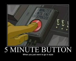 the 5 Minute button by psyclonius