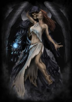 Death and the Maiden by AndrewDobell
