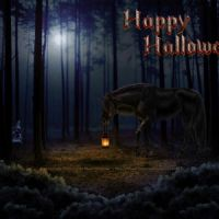 Halloween 2015 Official - Animated by Blood-Huntress