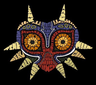 Majora's Mask by MsNele