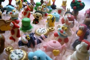 Alice in Wonderland Treats by anafuji