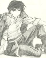 Roy Mustang by yasminload63