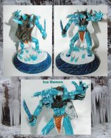 Ice Demon by Malith2001