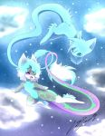 ~Take to the sky~ by waru-geli