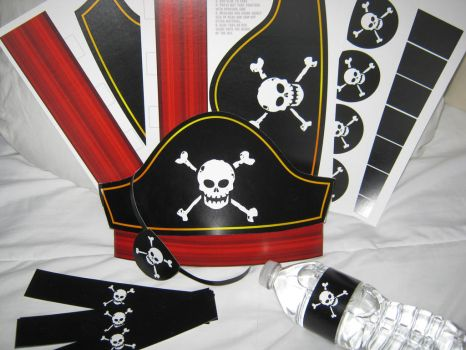 Pirate Party Printables by Gaddia