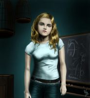 Hermione by Deadguybeer