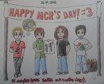 Happy International MCR Day :3 by coloredchemicalzombi
