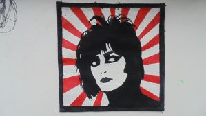 Siouxsie Sioux by DeadTiamat