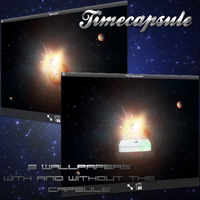 Time Capsule Wallpaper by BrunoTorres