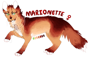 marionette by deertrot