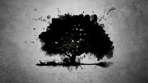 Ink Tree by AQWmim