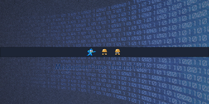 Megaman Page Indicators by discordante