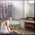 Bathtime For Baby by Aeltari