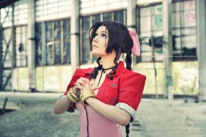 Aerith Gainsborough by I-S-Mast