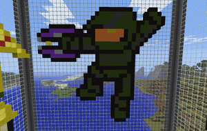 -Minecraft- Spartan HALO by wRkash77