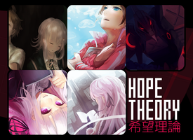 Hope Theory previews by countercanon