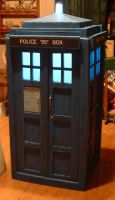 1/6 scale TARDIS by Warriors1stBN