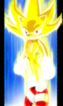 Super Sonic - Sonic X Style by SWIFT-SONIC