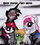 Deep Inside My Mind (Industrial / Nu Metal) by TheChrisPony