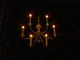 Candelabra by BluePalmTree