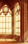 Cathedral Background by zetallis