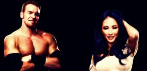 Christian and Gail Kim Graphic by verusImmortalis