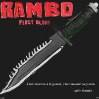 Rambo's Knife v881 by lv888