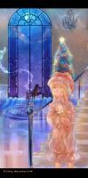 It Was the Night before Christmas by kumage-mon