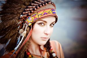 indian_1 by Hannah-Rosella