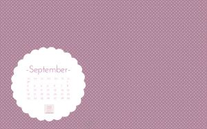 THEGLUEGUNGIRL SEPTEMBER 2012 DESKTOP WALLPAPER by thegluegungirl