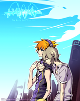 Neku_Joshua:  With you by illbewaiting