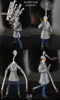 Inspector Gadget custom figure part 1 by Jin-Saotome