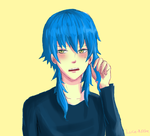Aoba again by LadyofCrepuscule