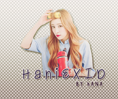 Pack Render Hani - EXID by Hana by Pthanhkutes