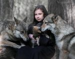 In the pack by Si1vana