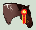 RDS - Royal Second Place by AccaliaRose