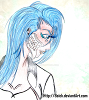 GB Grimmjow by 6sick