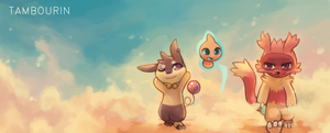 Tambourin banner by Middroo