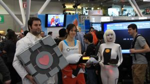 PAX East 2013 - Portal Friends by VideoGameStupid