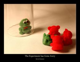 The Experiment has Gone Awry by MadHatterVVVI