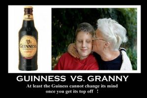 Guiness by fatherfaul