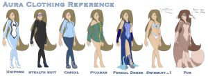 Aura Clothing Reference by MOOMANiBE